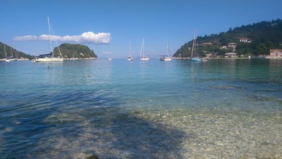 Wyspa Paxos