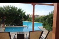 Hotel Apollonion Resort & Spa - Balkon- widok z pokoju