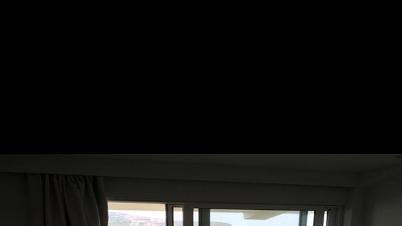 Balkon- widok z pokoju
