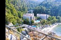 Hotel Turunc - Widok hotelu z góry :)