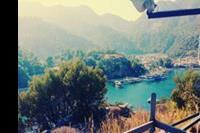 Hotel Turunc - Widok z góry rozpoczynającego się portu :)