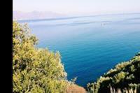 Hotel Turunc - Widok z góry otwartego morza :)