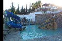 Hotel Porto Angeli - Brodzik z mini zjeżdżalniami