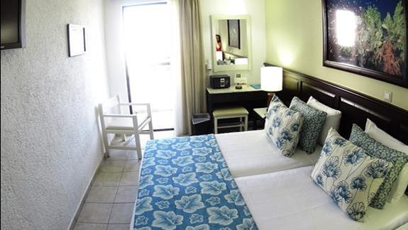 p. standard w  hotelu Albatros Spa Resort