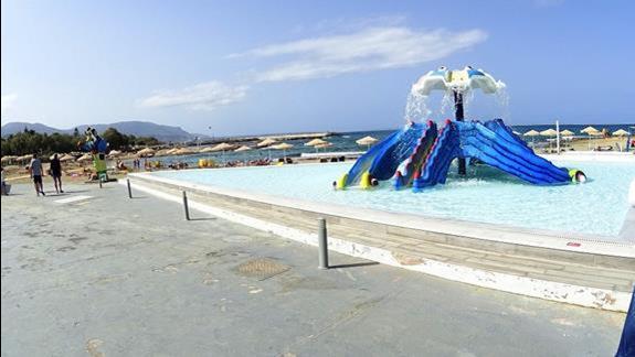 basen dla dzieci  w h. Carolina Mare