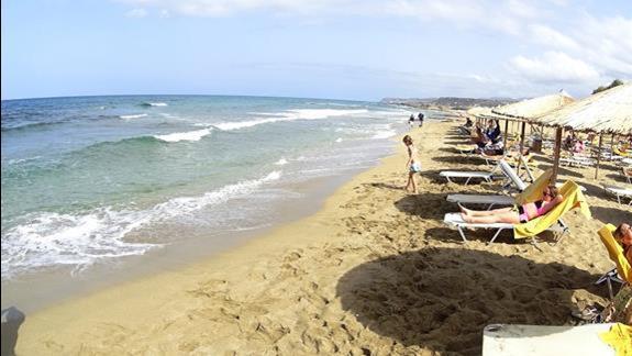 plaża w h. Carolina Mare