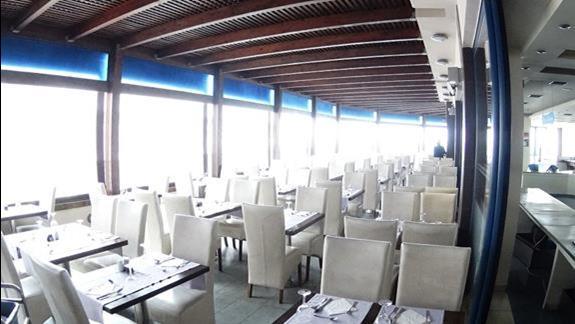 restauracja  w h. Galini Sea View
