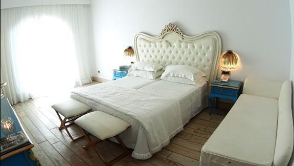 pokój standard  w h. Mitsis Laguna
