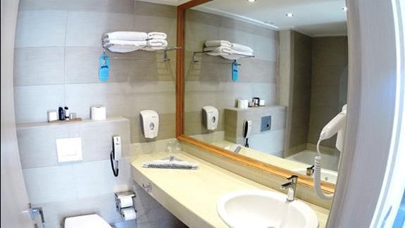 łazienka w p. superior w h. Royal Belvedere