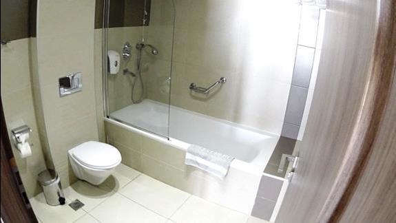 łazienka w p. superior  h. Belvedere Imperial