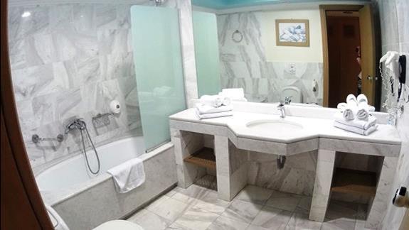 łazienka w p. stndard w h.Star Beach Village