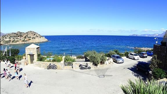 winda do plaży w h. Blue Marine Resort &SPA