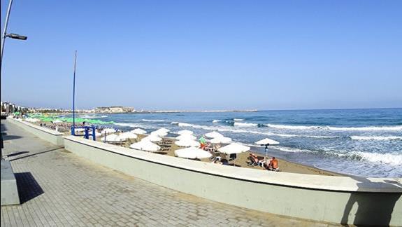 plaża w h. Minos