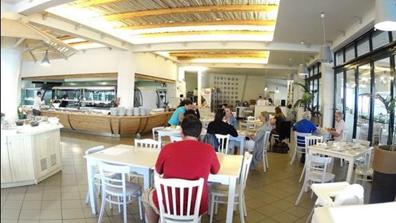restauracja hotelu Iolida Beach