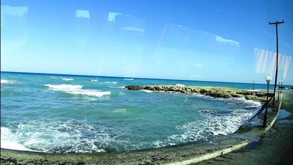 plaża  w h. St. Constantin