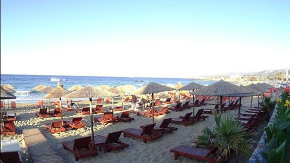 plaża w h. High Beach
