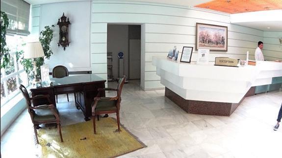 recepcja  w h. Creta Royal