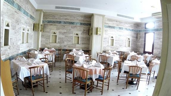 restauracja w h. Creta Star
