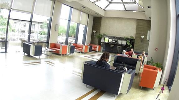 lobby w h. Porto Platanias Beach