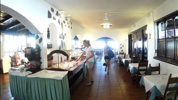 restauracja w h. Hersonissos Village