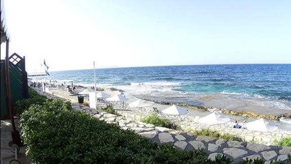 plaża w h. Aldemar Royal Mare