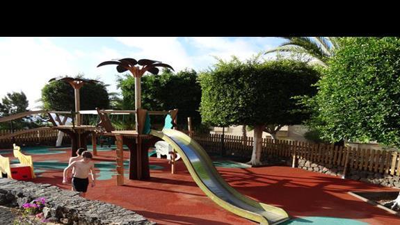 Plac zabaw w hotelu Occidental