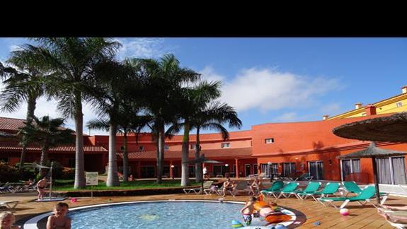 Brodzik dla dzieci hotelu Aloe Club