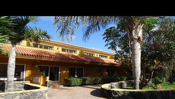 Bungalowy hotelu ALoe Club
