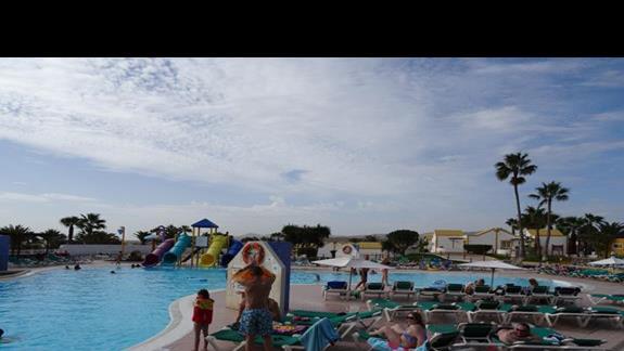Baseny hotelu Club Caleta Dorada