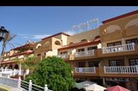 Hotel Elba Castillo San Jorge & Antigua - Budynek główny hotelu San Jorge Antigua