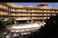 Hotel Elba Castillo San Jorge & Antigua - Widok na amfiteatr hotelu San Jorge Anigua