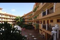 Hotel Elba Castillo San Jorge & Antigua - Widok na część wewnętrzą hotelu San Jorge Anigua