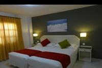 Hotel Elba Castillo San Jorge & Antigua - Sypialnia w pokoju San JOrge Antigua