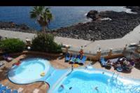 Hotel Elba Castillo San Jorge & Antigua - Basen i brodzik widok z pokoju San Jorge Antigua