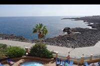 Hotel Elba Castillo San Jorge & Antigua - Widok na ocean z pokoju San Jorge Antigua