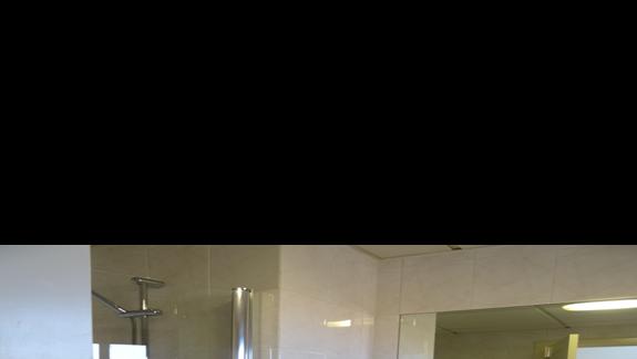 Łazienka w pokoju San JOrge Antigua