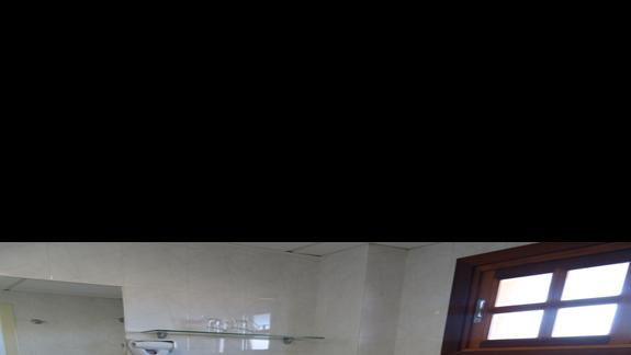Toaleta w łazienka San Jorge Antigua