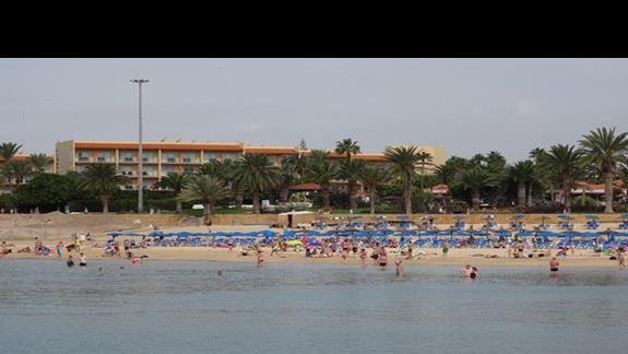 Plaża 5 minut od hotelu San JOrge Antigua