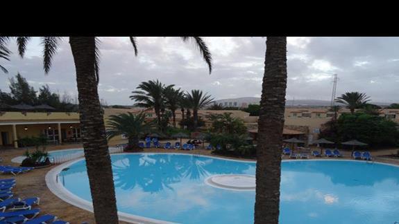 Basen główny hotelu Royal Suite