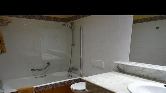 Łazienka w pokoju Royal Suite