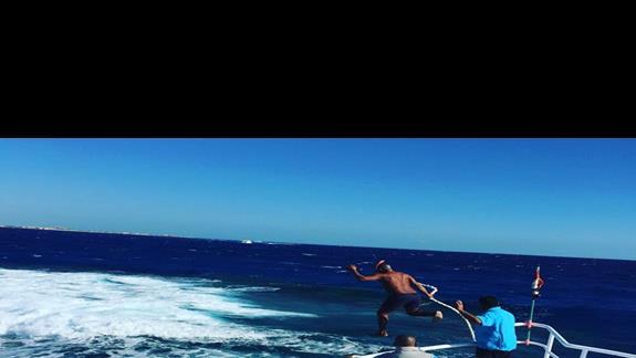 kotwiczenie na nurkowaniu