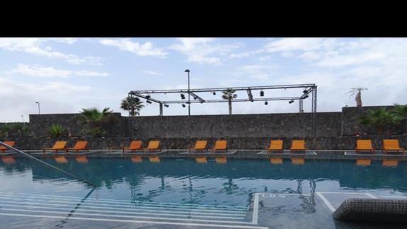Basen relaksacyjny hotelu Origo Mare