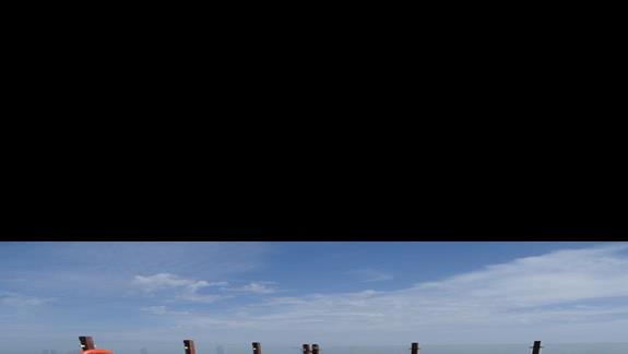 Baseny na dachu w Costa Caleta
