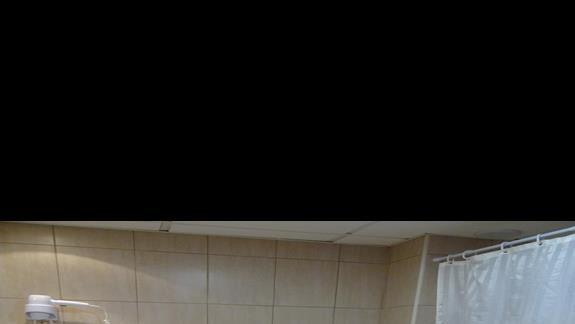 Lazienka w pokoju Costa Caleta