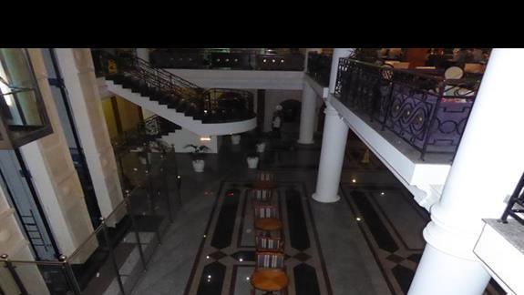 Hol i wizerunek Hotelu użeka