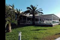 Hotel Labranda Sandy Beach - Restauracja główna   - zewnętrzny taras