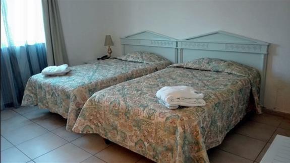Pokój rodzinny - druga sypialnia