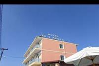Hotel Akti Arilla - Budynek główny