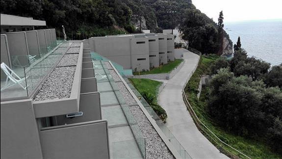 Nowa część hotelu
