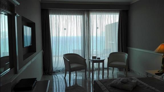 Pokój deluxe (w nowej części hotelu)